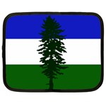 Flag of Cascadia Netbook Case (XL)  Front