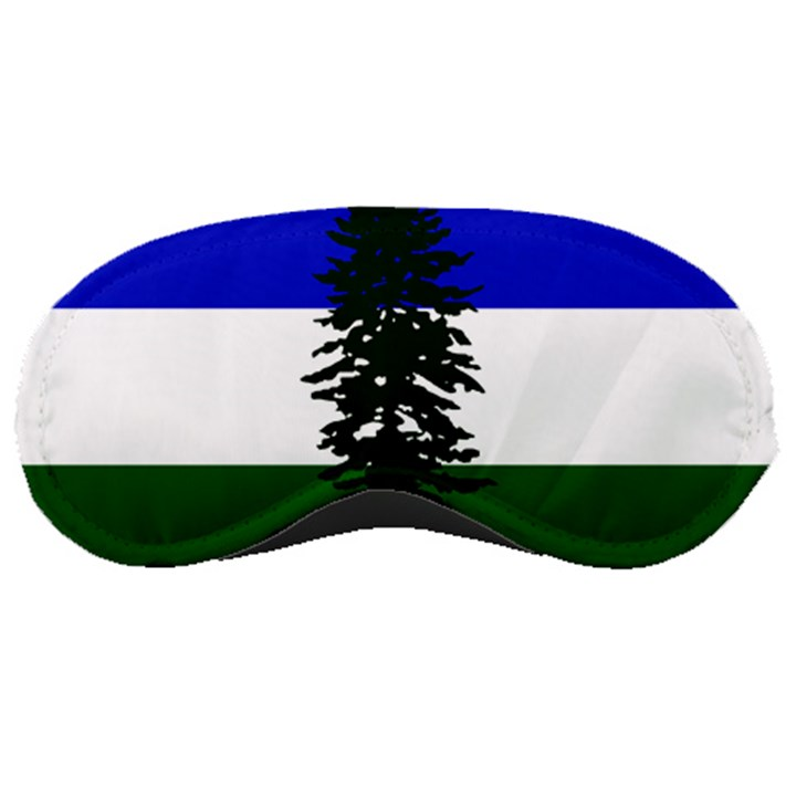 Flag of Cascadia Sleeping Masks