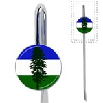 Flag of Cascadia Book Mark Front