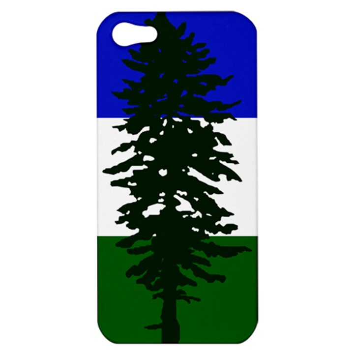 Flag of Cascadia Apple iPhone 5 Hardshell Case