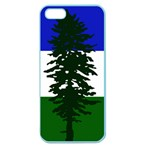 Flag of Cascadia Apple Seamless iPhone 5 Case (Color) Front