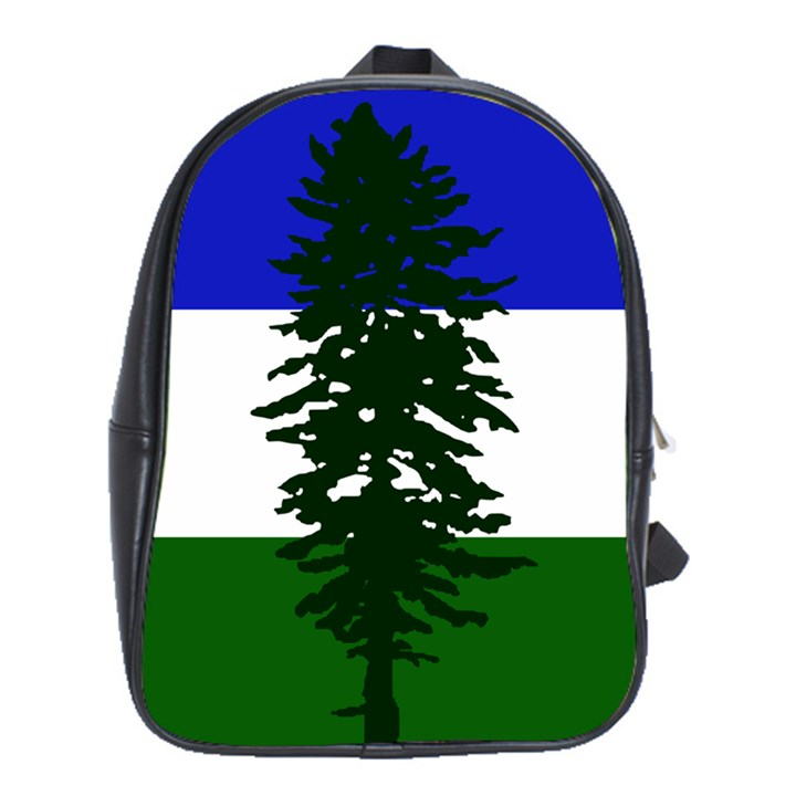 Flag of Cascadia School Bag (XL)