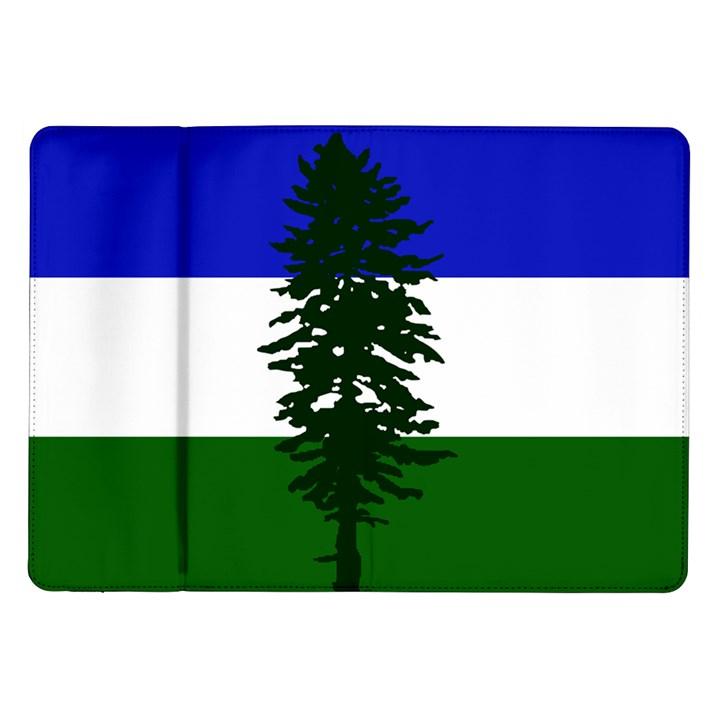 Flag of Cascadia Samsung Galaxy Tab 10.1  P7500 Flip Case
