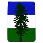 Flag of Cascadia Flap Covers (L)  Front