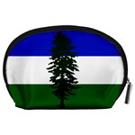 Flag of Cascadia Accessory Pouches (Large)  Back