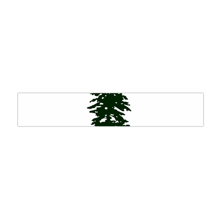 Flag of Cascadia Flano Scarf (Mini)