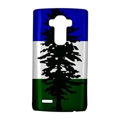 Flag Of Cascadia Lg G4 Hardshell Case