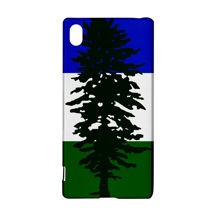 Flag of Cascadia Sony Xperia Z3+