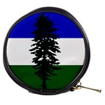 Flag of Cascadia Mini Makeup Bags Front
