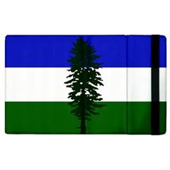 Flag Of Cascadia Apple Ipad 3/4 Flip Case