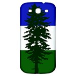 Flag of Cascadia Samsung Galaxy S3 S III Classic Hardshell Back Case Front