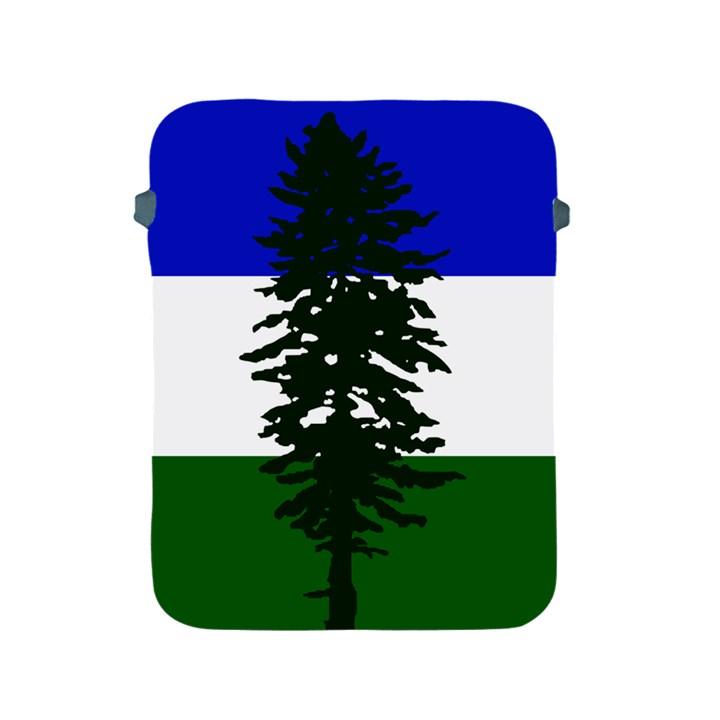 Flag of Cascadia Apple iPad 2/3/4 Protective Soft Cases