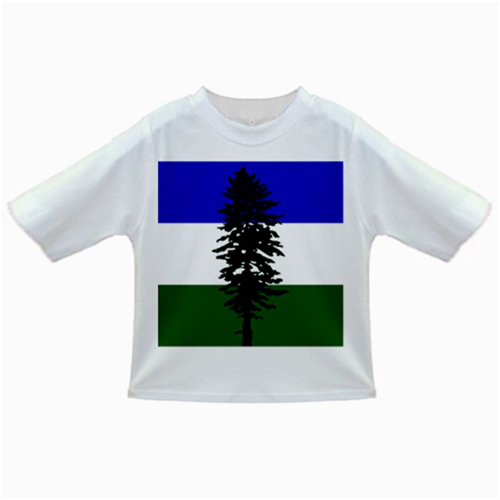 Flag of Cascadia Infant/Toddler T-Shirts