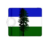 Flag of Cascadia Kindle Fire HDX 8.9  Flip 360 Case Front