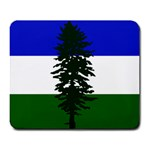 Flag of Cascadia Large Mousepads Front
