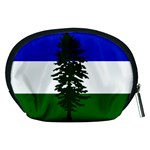 Flag of Cascadia Accessory Pouches (Medium)  Back