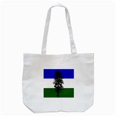 Flag Of Cascadia Tote Bag (white)