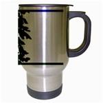 Flag of Cascadia Travel Mug (Silver Gray) Right
