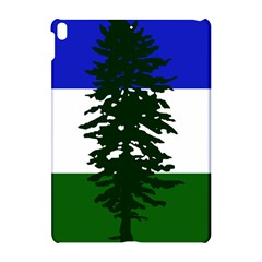 Flag Of Cascadia Apple Ipad Pro 10 5   Hardshell Case