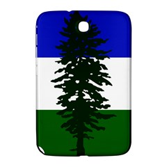 Flag Of Cascadia Samsung Galaxy Note 8 0 N5100 Hardshell Case