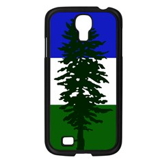 Flag Of Cascadia Samsung Galaxy S4 I9500/ I9505 Case (black)