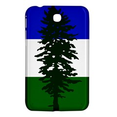 Flag Of Cascadia Samsung Galaxy Tab 3 (7 ) P3200 Hardshell Case