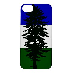 Flag Of Cascadia Apple Iphone 5s/ Se Hardshell Case