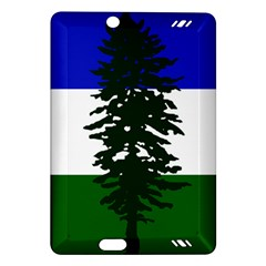 Flag Of Cascadia Amazon Kindle Fire Hd (2013) Hardshell Case