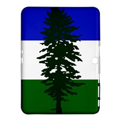 Flag Of Cascadia Samsung Galaxy Tab 4 (10 1 ) Hardshell Case