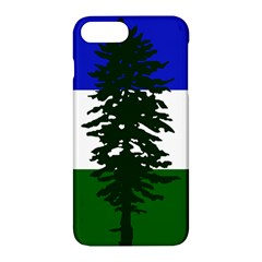 Flag Of Cascadia Apple Iphone 7 Plus Hardshell Case