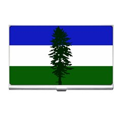 Flag 0f Cascadia Business Card Holders