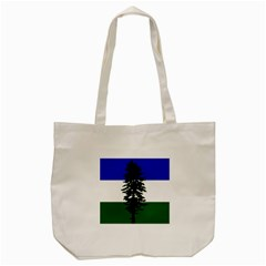Flag 0f Cascadia Tote Bag (cream)