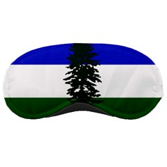 Flag 0f Cascadia Sleeping Masks