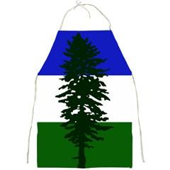 Flag 0f Cascadia Full Print Aprons