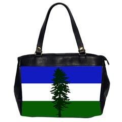 Flag 0f Cascadia Office Handbags (2 Sides)