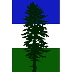 Flag 0f Cascadia 5 5  X 8 5  Notebooks