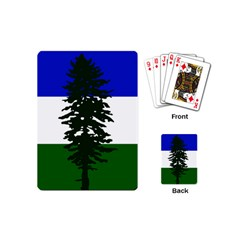 Flag 0f Cascadia Playing Cards (mini)