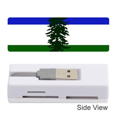 Flag 0f Cascadia Memory Card Reader (stick)