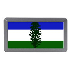 Flag 0f Cascadia Memory Card Reader (mini)