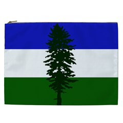 Flag 0f Cascadia Cosmetic Bag (xxl)