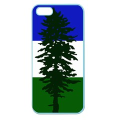 Flag 0f Cascadia Apple Seamless Iphone 5 Case (color)