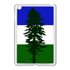 Flag 0f Cascadia Apple Ipad Mini Case (white)
