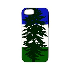 Flag 0f Cascadia Apple Iphone 5 Classic Hardshell Case (pc+silicone)
