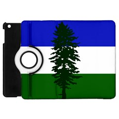 Flag 0f Cascadia Apple Ipad Mini Flip 360 Case