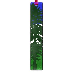Flag 0f Cascadia Large Book Marks