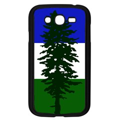 Flag 0f Cascadia Samsung Galaxy Grand Duos I9082 Case (black)