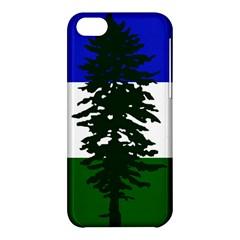 Flag 0f Cascadia Apple Iphone 5c Hardshell Case