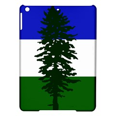 Flag 0f Cascadia Ipad Air Hardshell Cases