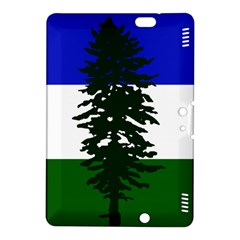 Flag 0f Cascadia Kindle Fire Hdx 8 9  Hardshell Case