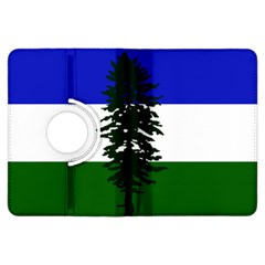 Flag 0f Cascadia Kindle Fire Hdx Flip 360 Case